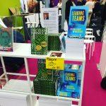 Books at fair Sep 2015