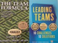Award winning Leading Teams & Team Formula