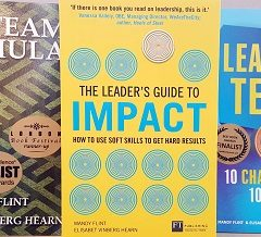 Buy The Leader's Guide to Impact, Leading Teams and The Team Formula Books