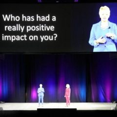 Your impact is your legacy